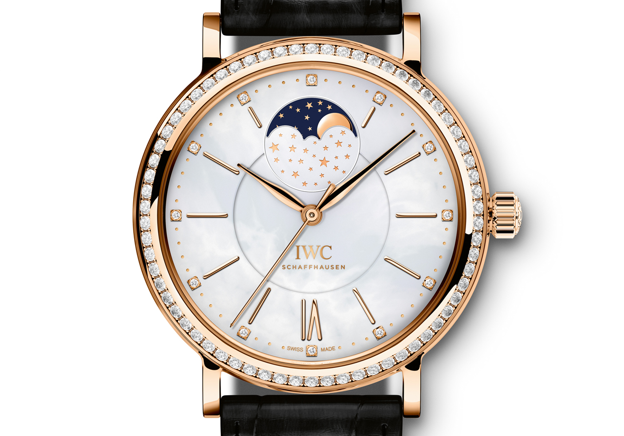 Portofino Midsize Automatic Moonphase IW459002