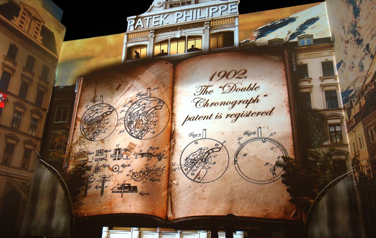 Patek Philippe 175 Aniversario espectáculo 4