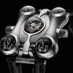 MB&F. Horological Machine Nº6 «Space Pirate»: el HM «biomórfico».