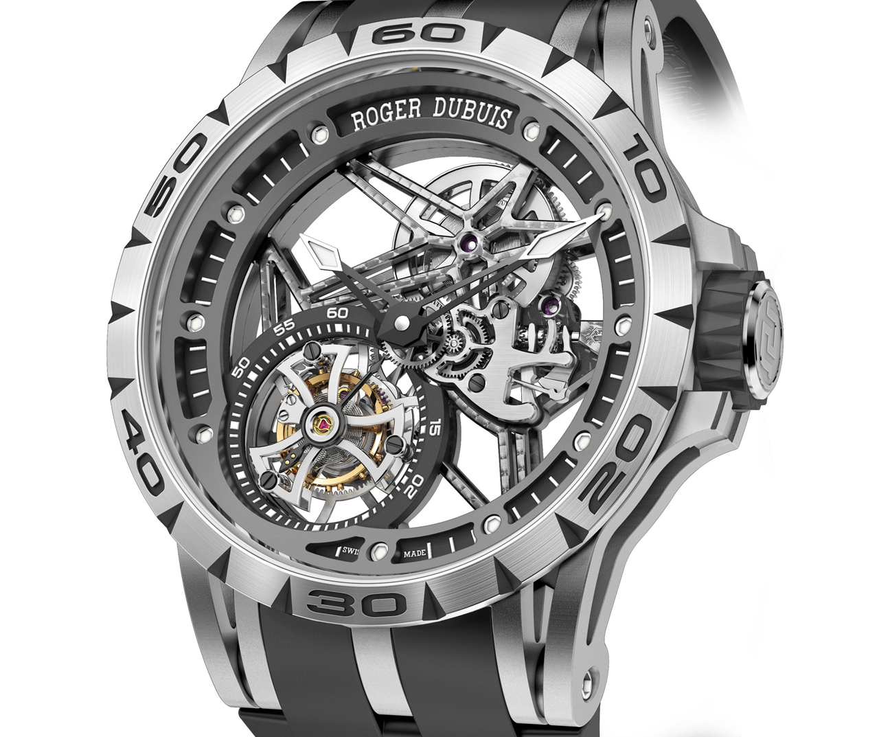 Roger Dubuis Excalibur Collection EX45 Spyder 505SQ