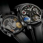 Pre-SIHH 2015: Greubel Forsey GMT Black