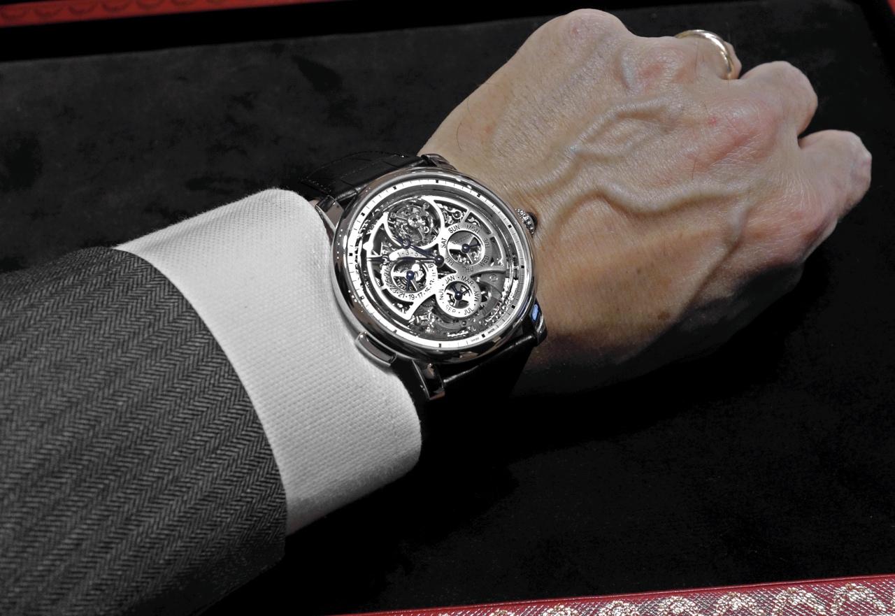 Cartier SIHH 2015_14b