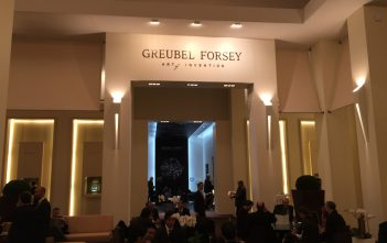 SIHH 2015 – GREUBEL FORSEY