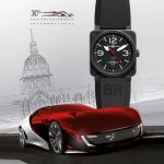 Bell & Ross BR 03 Festival Automobile International Limited Edition
