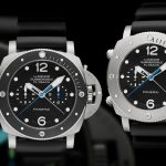 Test (1ª parte) – Panerai Luminor Submersible 1950 Chrono Flyback – PAM614  y PAM615