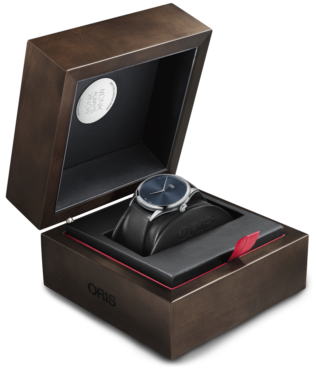01 733 7712 4085-Set LS - Oris Thelonious Monk Limited Edition