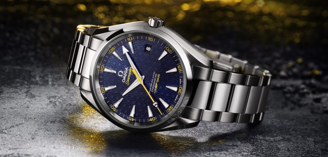 Omega Seamaster Aqua Terra James Bond