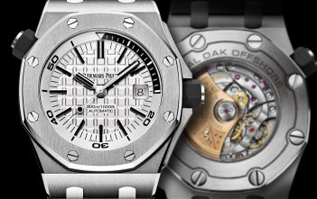 Royal Oak Offshore Diver 2015 cover