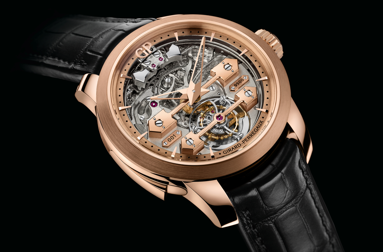 Girard-Perregaux Tourbillon Minute repeater