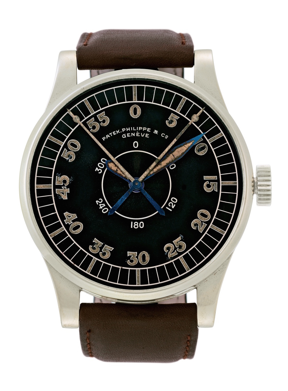 Calatrava Pilot Travel Time origen