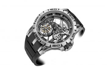 Roger Dubuis Spider Skeleton Flying Tourbillon
