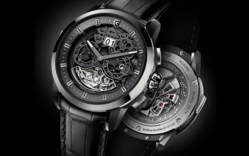 Allegro Christophe Claret white gold 1