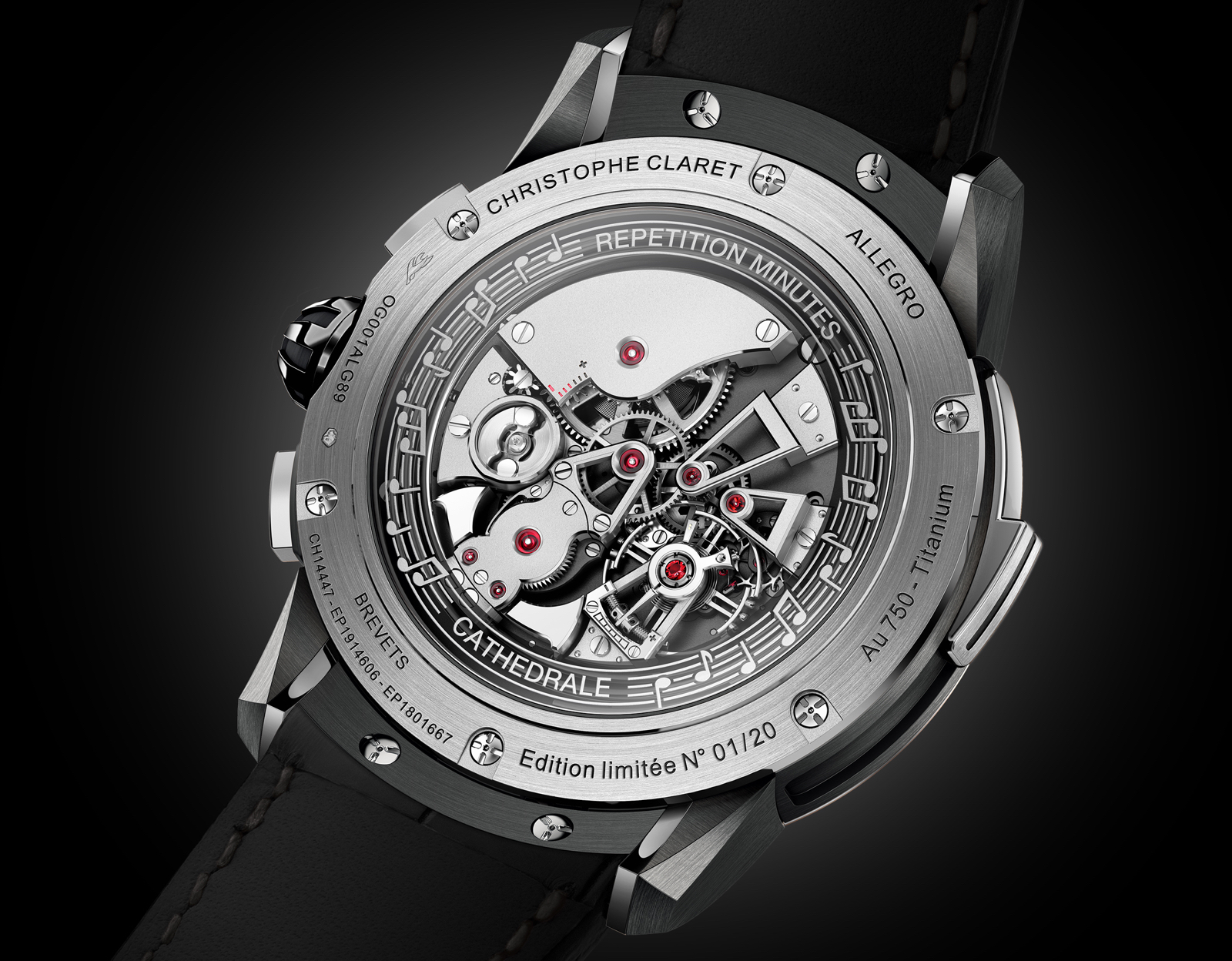 Allegro Christophe Claret back