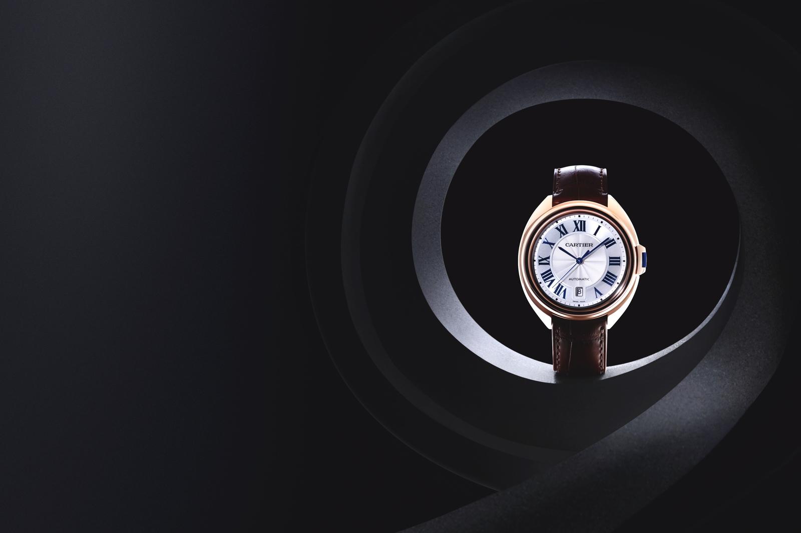 Clé de Cartier diseño