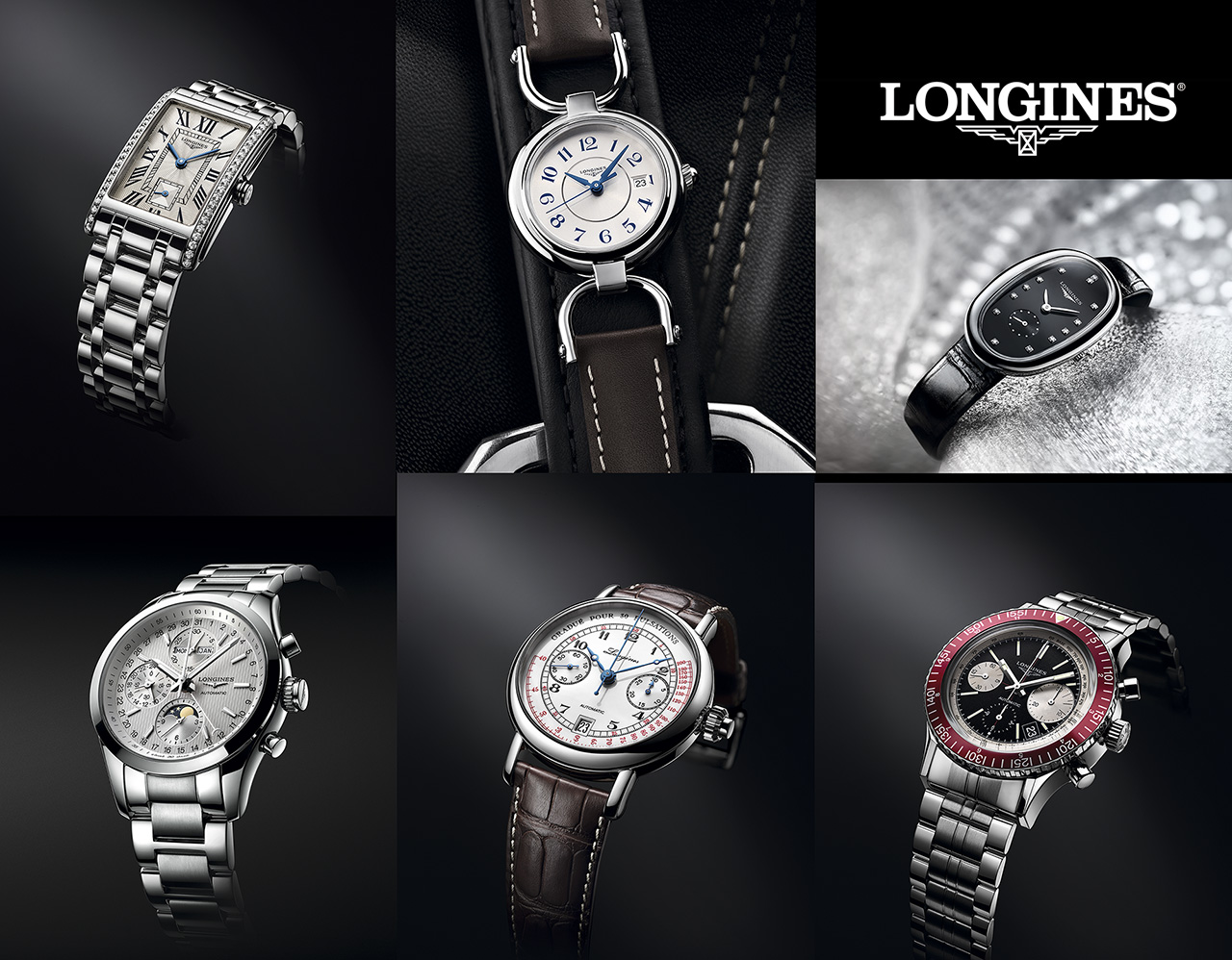 Longines Baselworld 2015