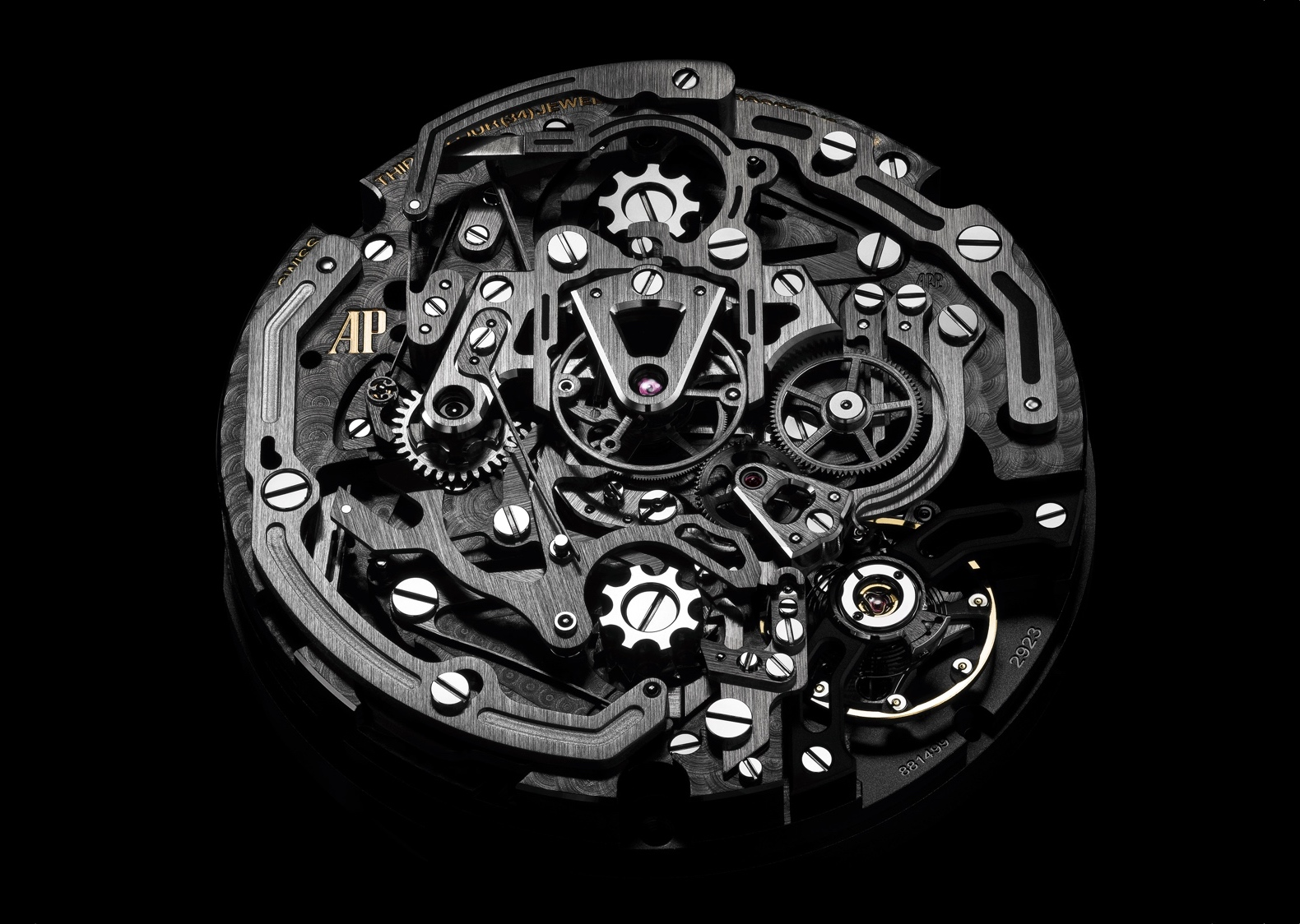 Audemars Piguet Royal Oak Concept Schumacher calibre