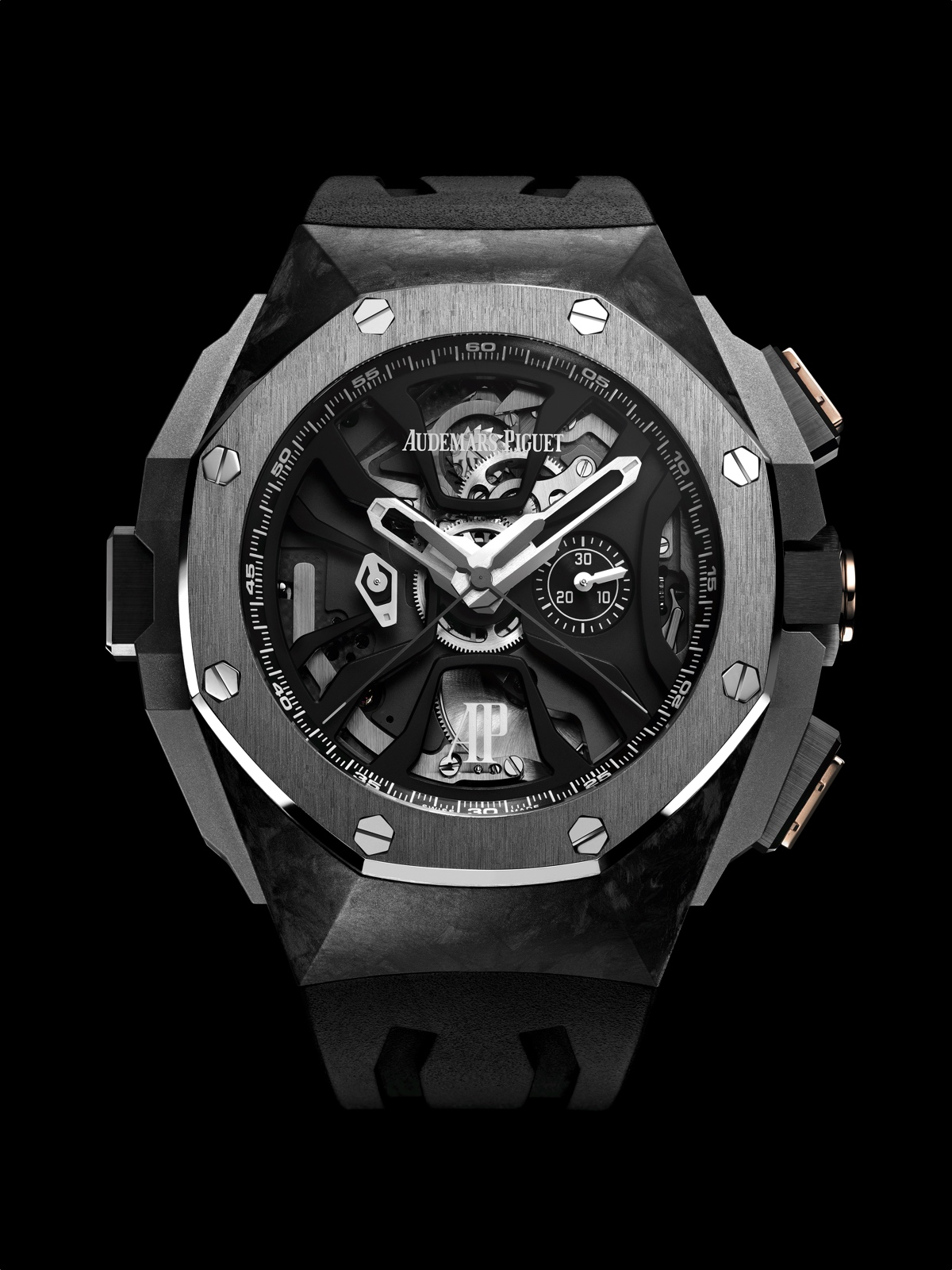 Audemars Piguet Royal Oak Concept Schumacher esfera