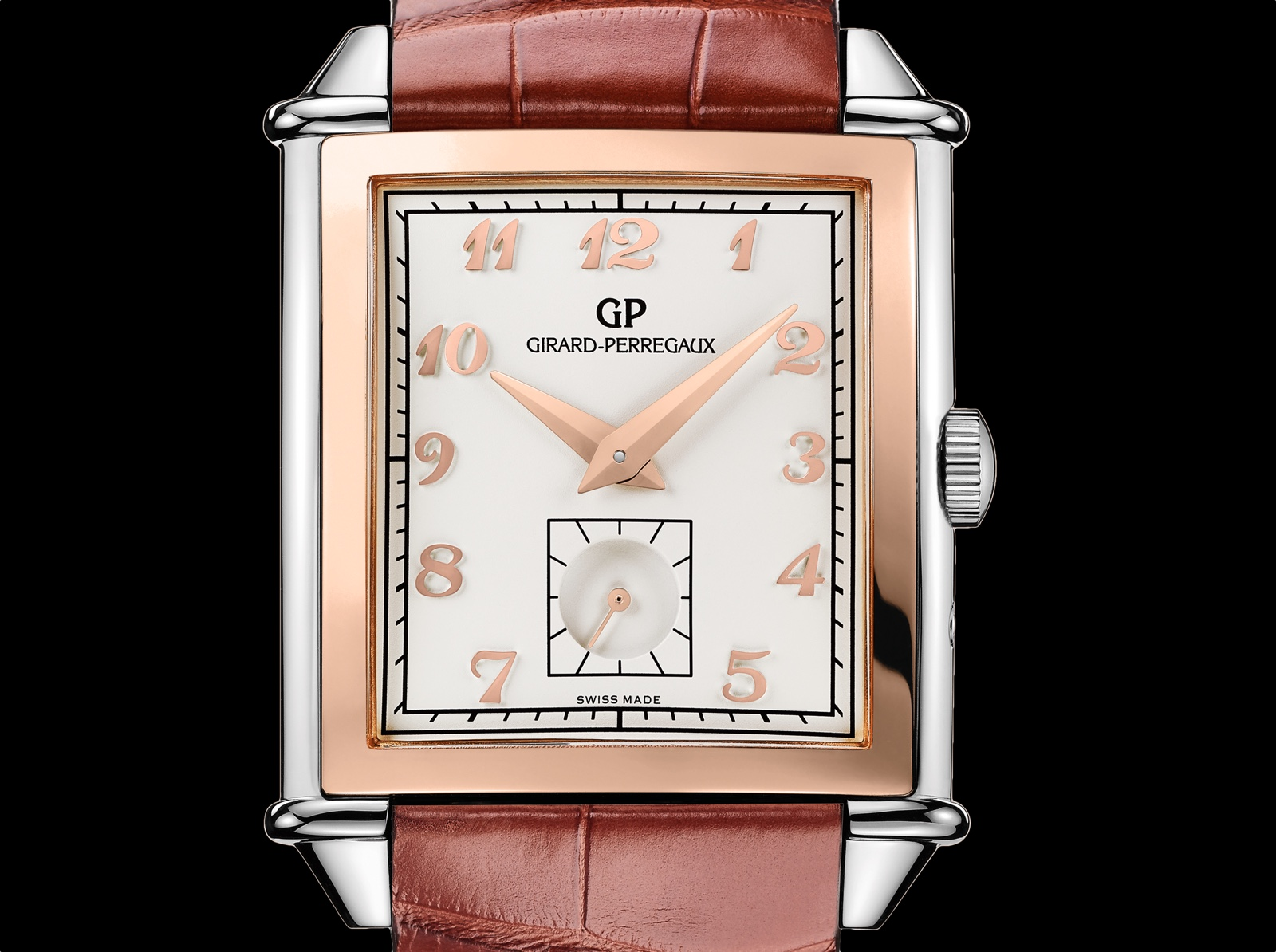 Girard-Perregaux-70-Anniversary-Vintage-1945-Face