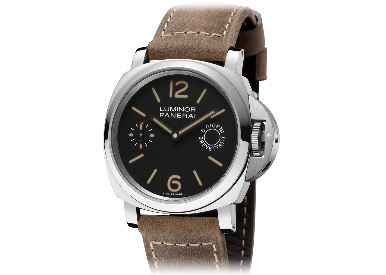 Panerai Luminor Marina 8 Days PAM590 esfera 1