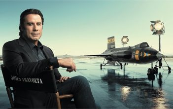 Breitling advertising campaign 2015 - John Travolta