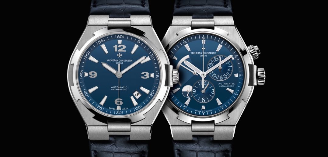 Vacheron Constantin Overseas Limited Editions