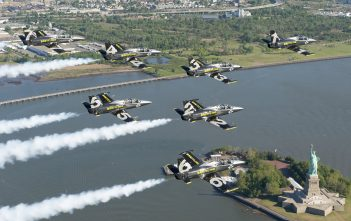 Breitling Jet Team New York 1
