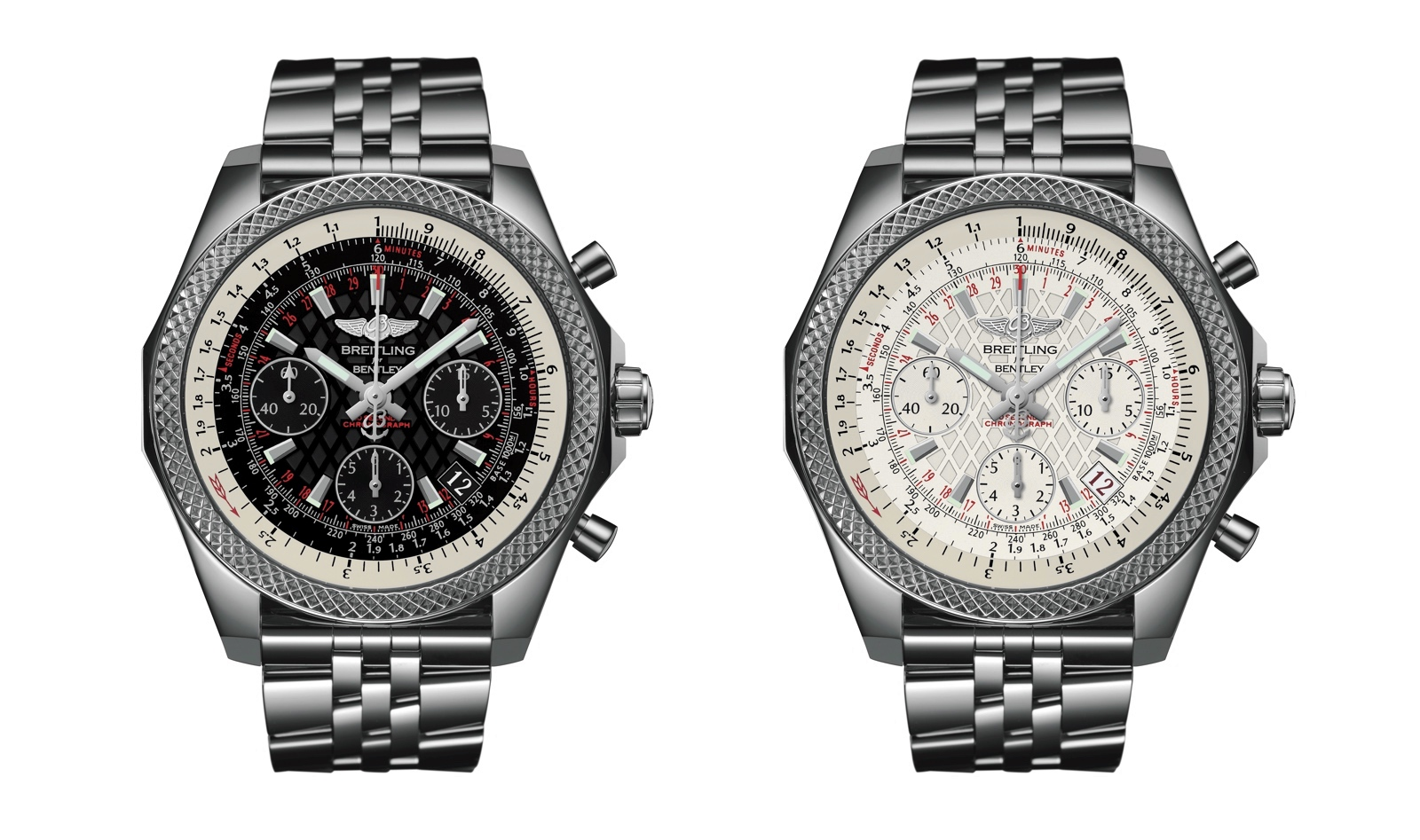 Breitling for Bentley B06S variantes