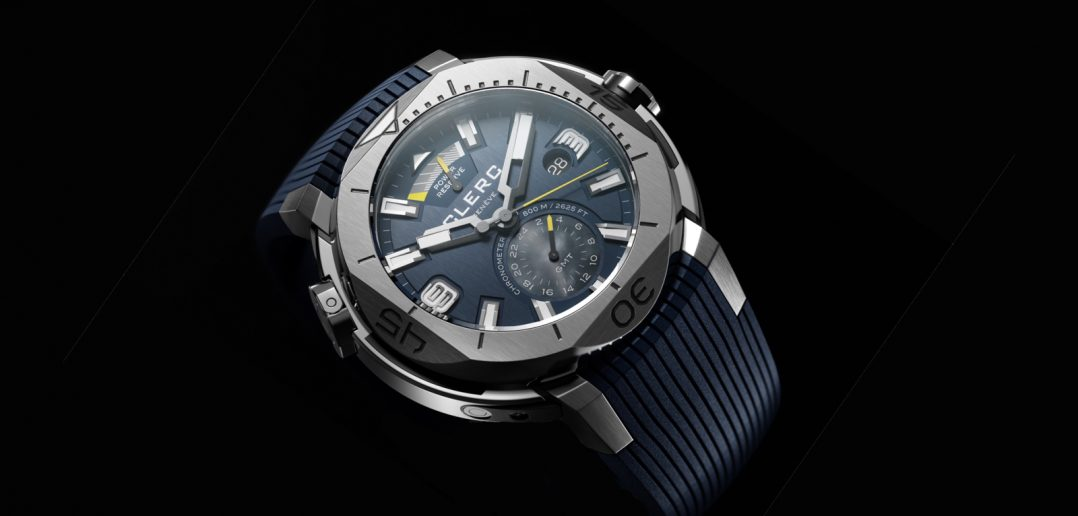 Clerc Hydroscaph GMT cover