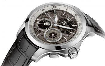 Girard-Perregaux Traveller GMT Header