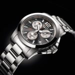 Longines Conquest 1/100th Roland Garros: jeu, set et match!