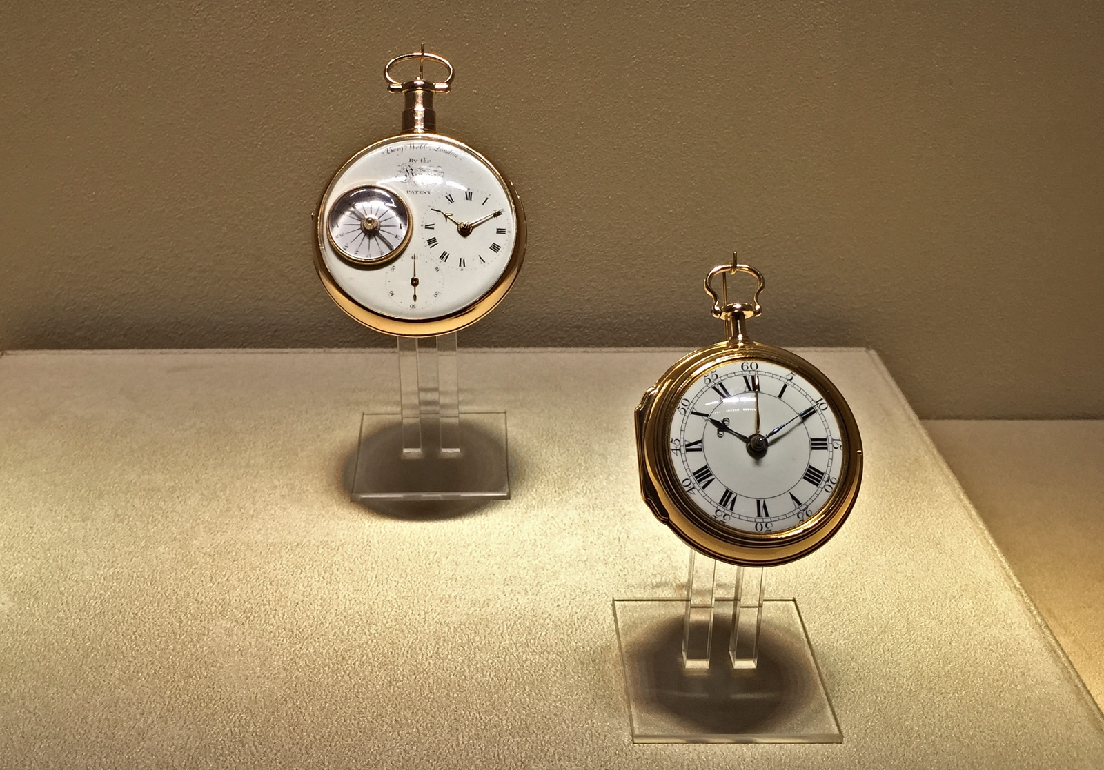 Patek Philippe Watch Art Grand Exhibition London museum watches 2