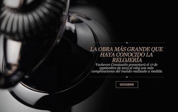 Vacheron Constantin reloj más complicado del mundo
