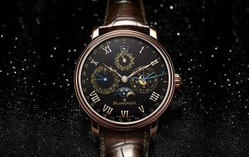 Blancpain Villeret Traditional Chinese Calendar Only Watch portada