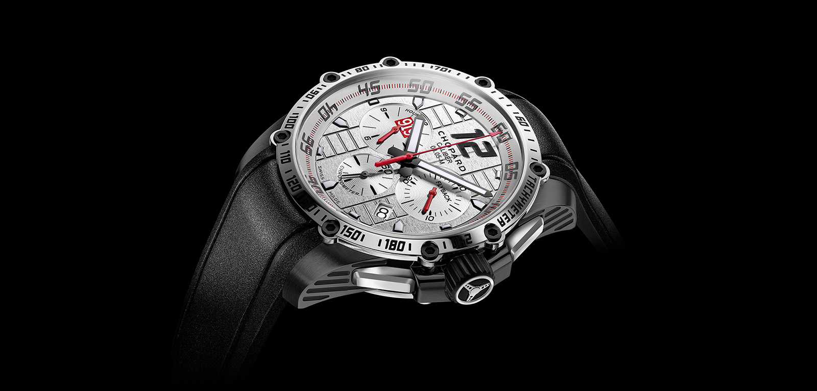Chopard Superfast Chrono Porsche 919 Only Watch 2015 portada
