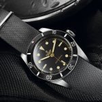 Tudor Heritage Black Bay One para Only Watch