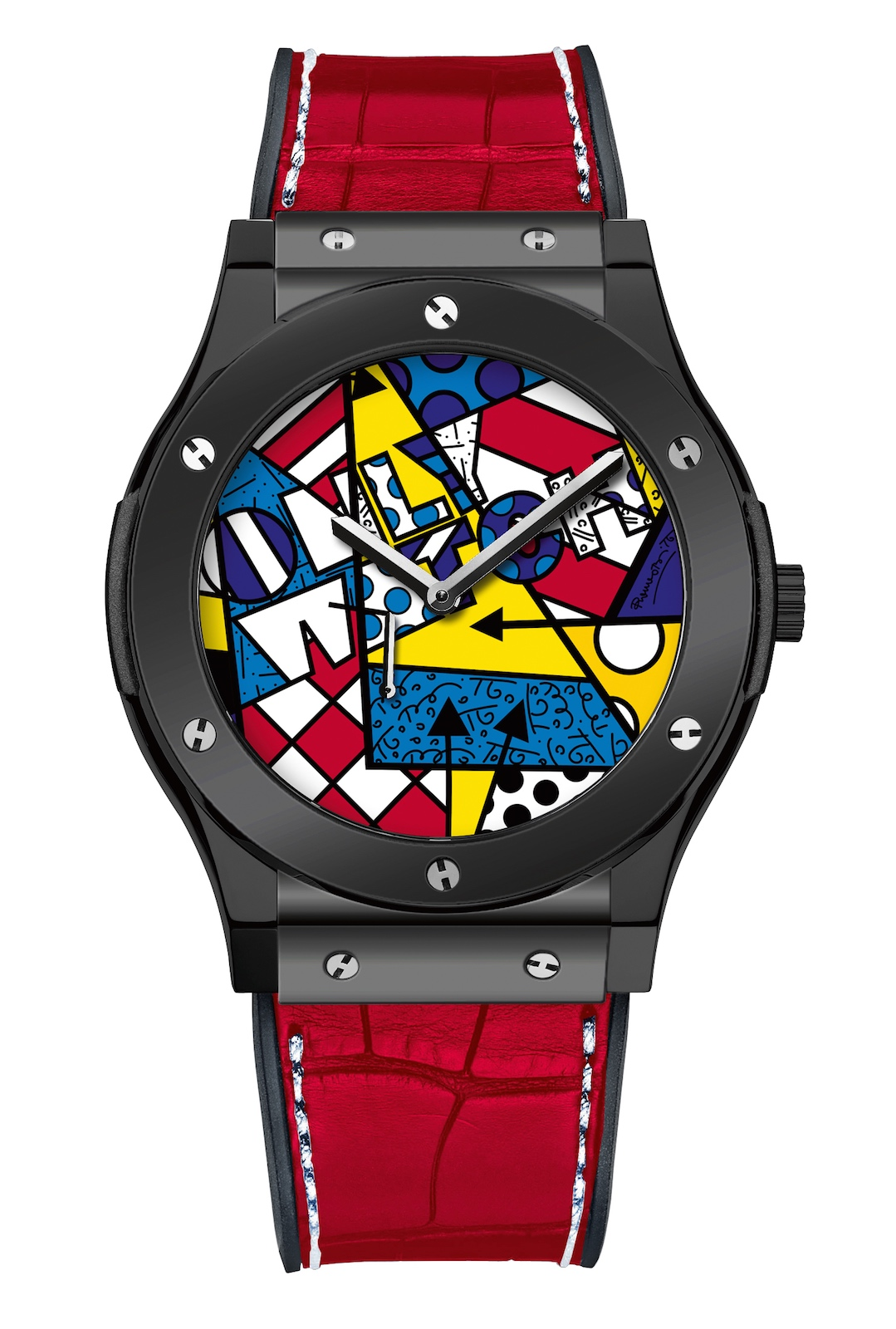 Hublot Classic Fusion Only Watch Britto front