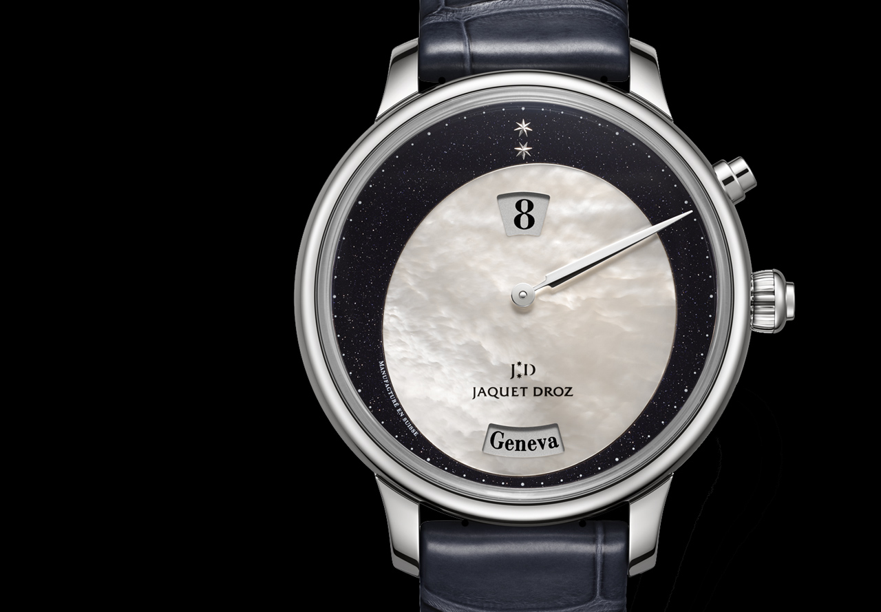 Jaquet Droz The Twelve Cities Aventurine