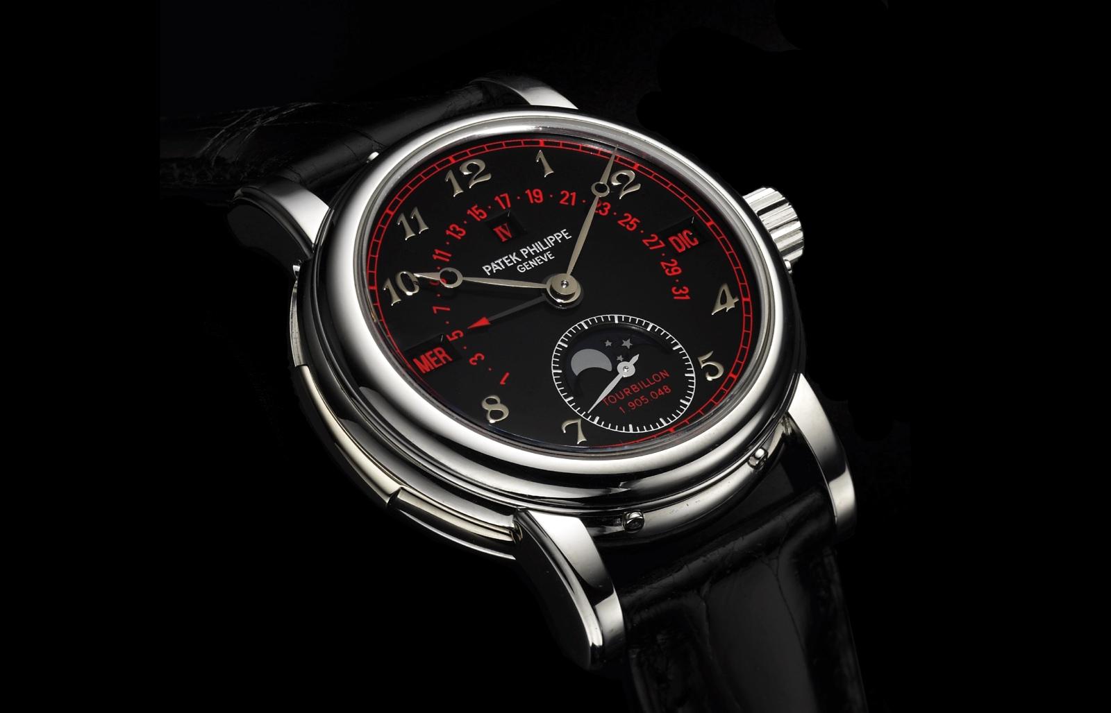 Patek Philippe 5016P red