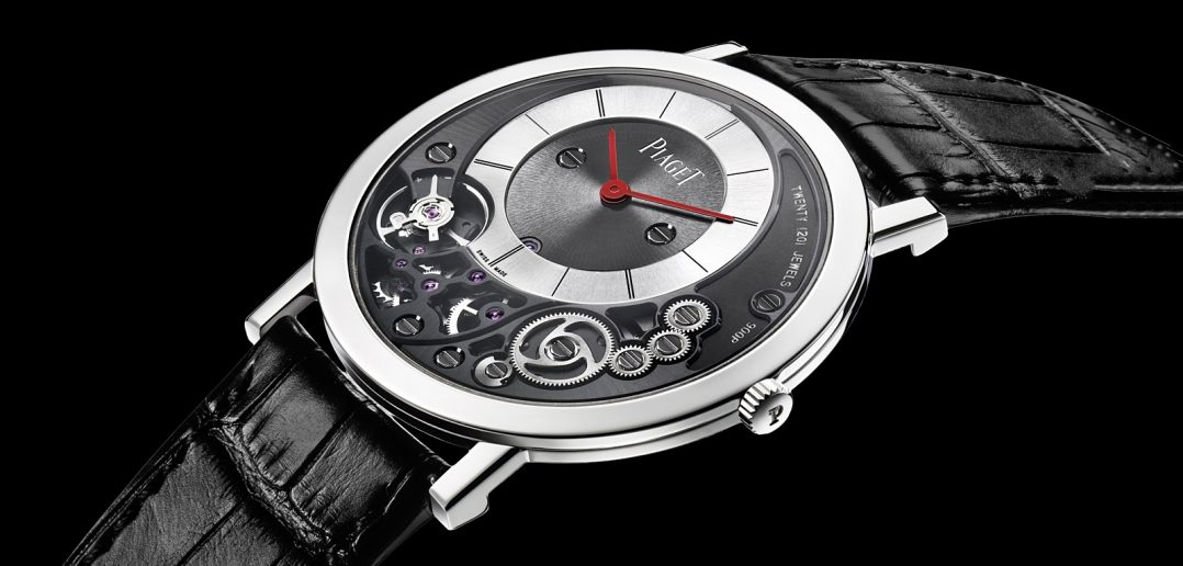 Piaget Altiplano Only Watch 2015 cover
