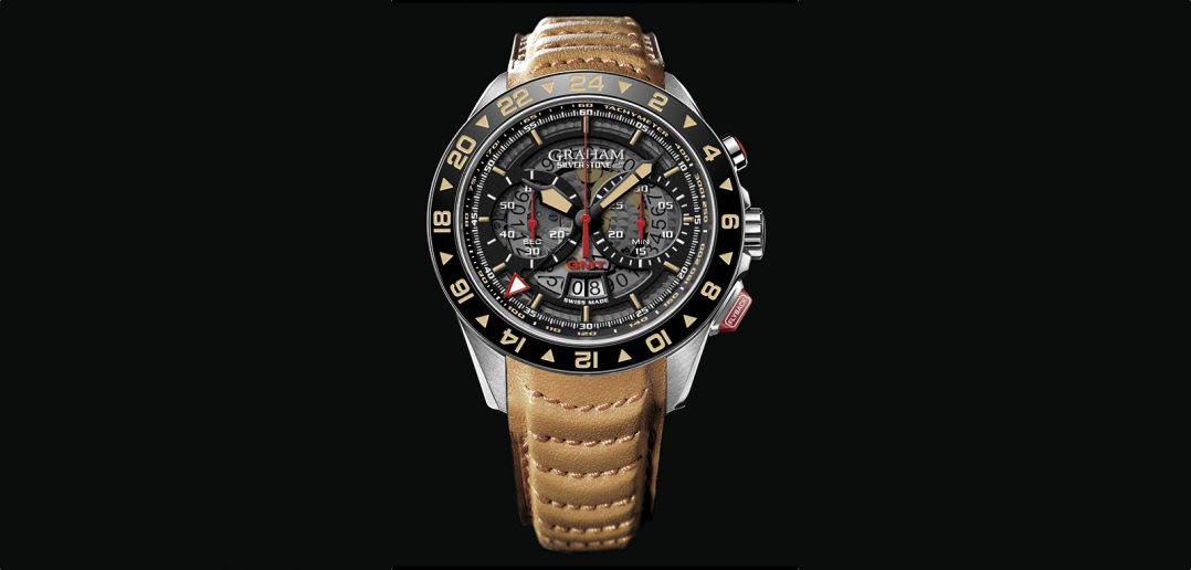 Graham Silverstone RS GMT portada