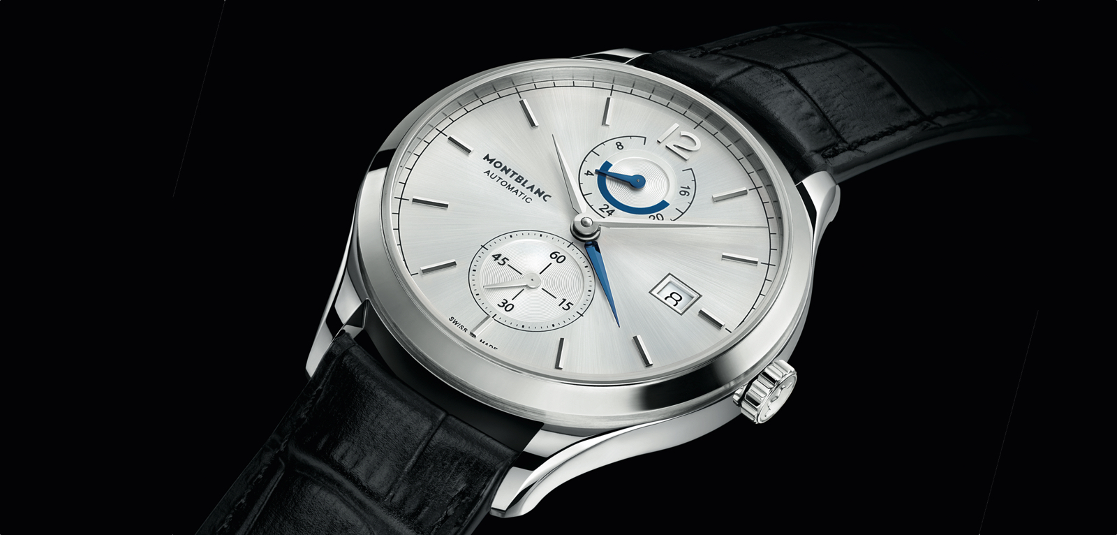 Heritage Chronométrie Dual Time Header