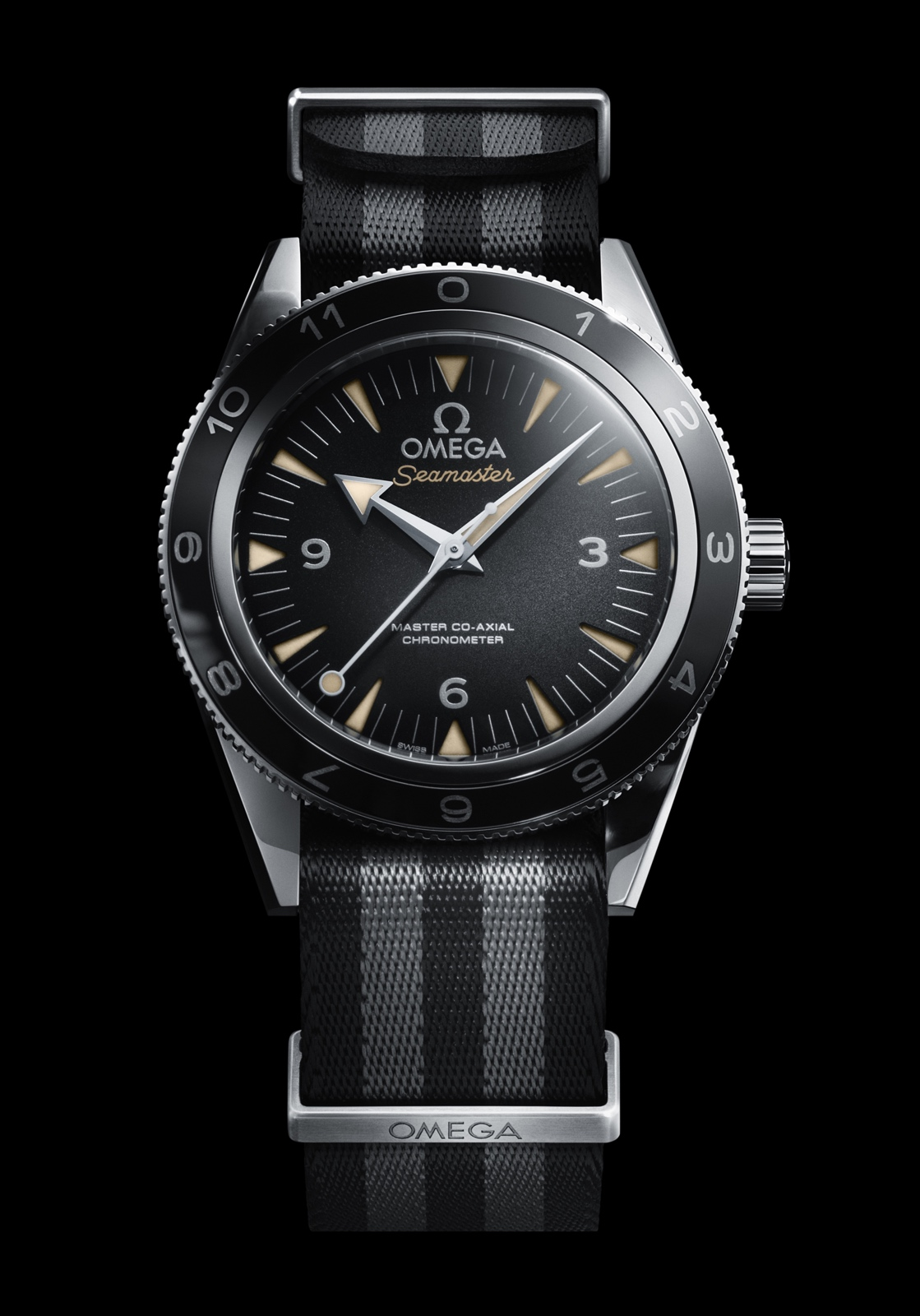 OMEGA Seamaster 300 Spectre front