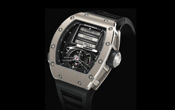 Richard Mille RM69 Erotic Tourbillon