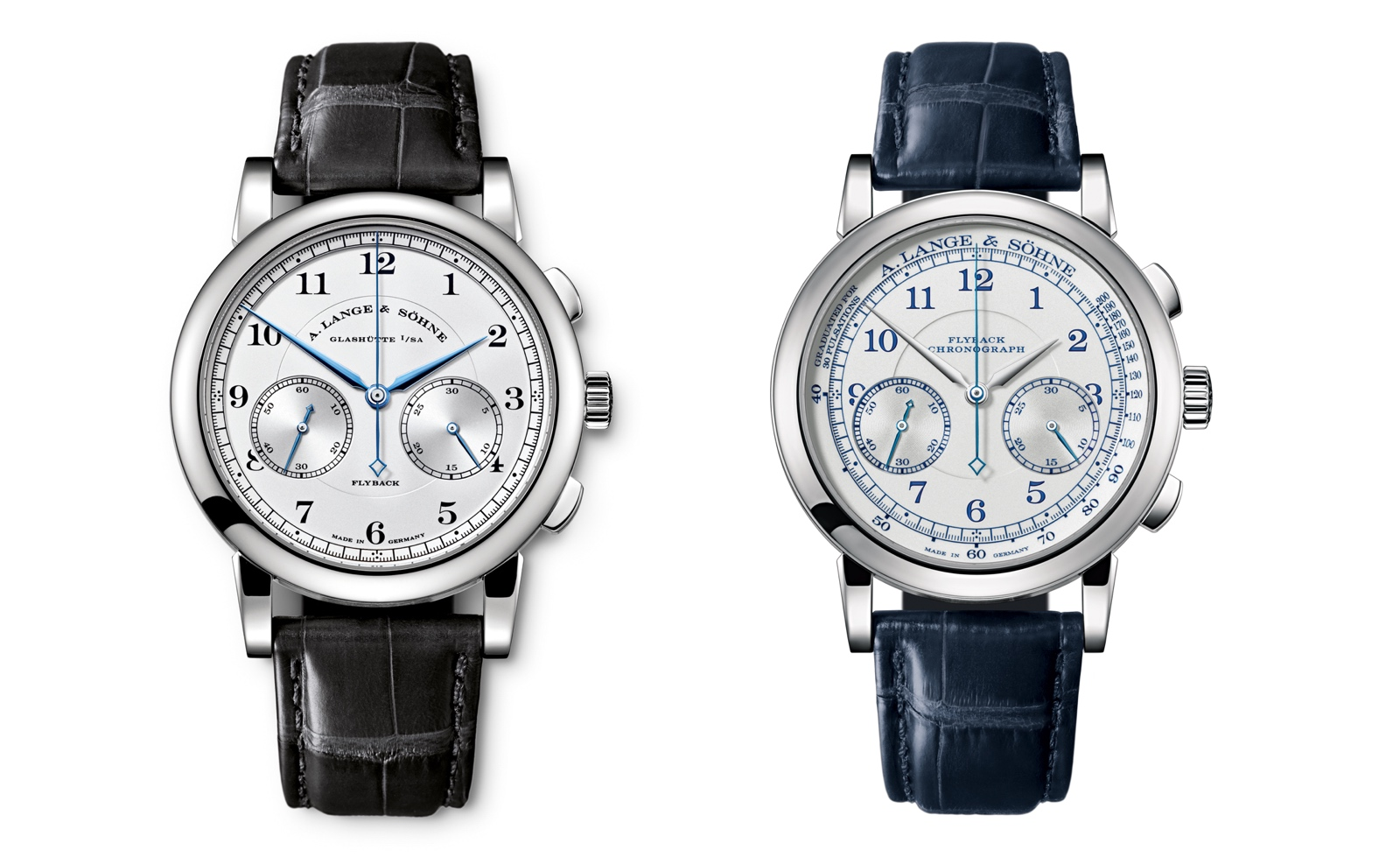 1815 Chronograph 402 vs 414