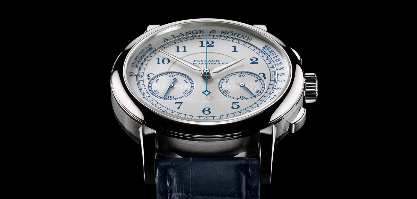 A. Lange & Söhne 1815 Chronograph boutique cover