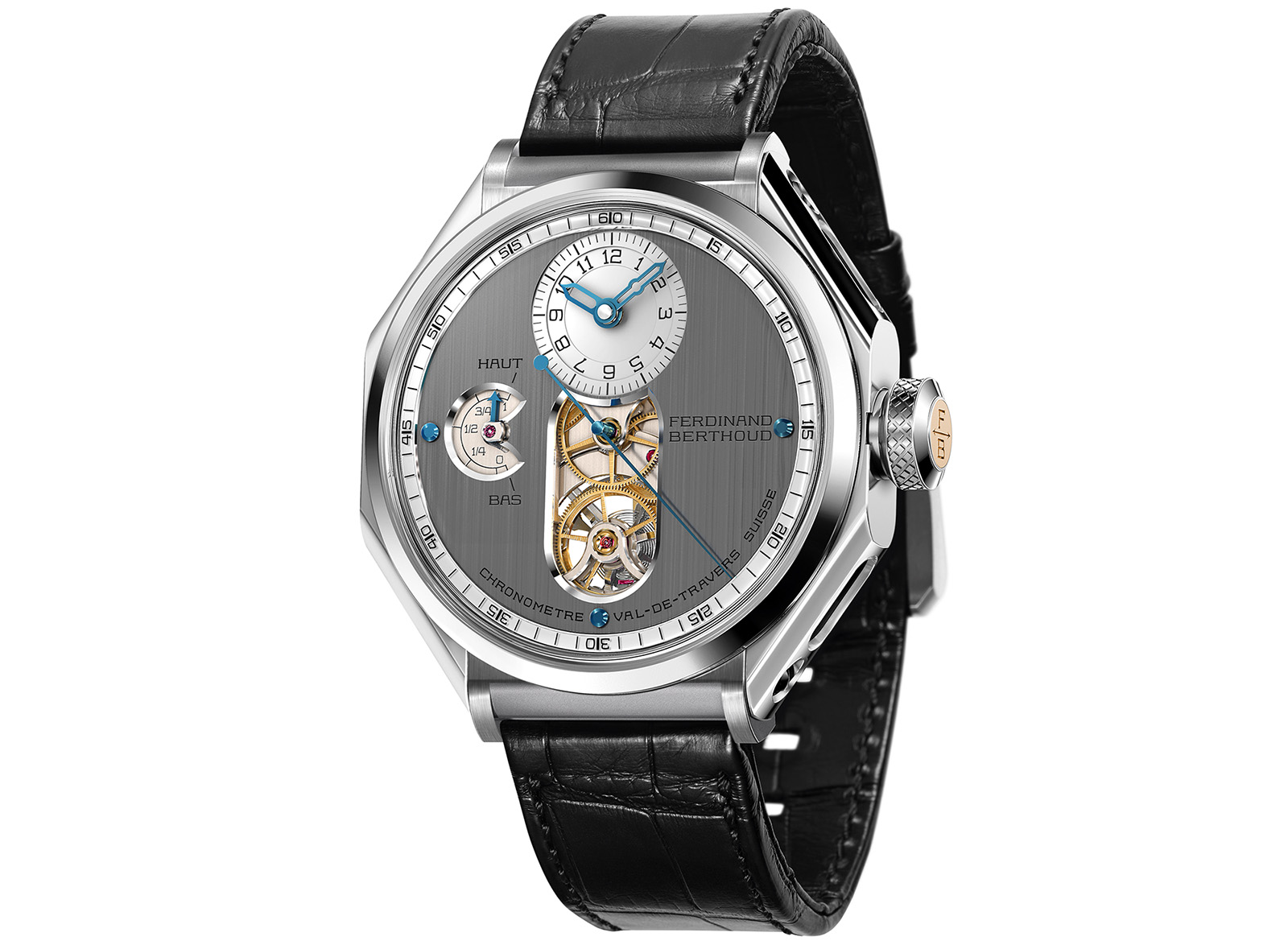 Chronomètre FERDINAND BERTHOUD FB 1 - 1
