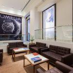 Omega reinaugura su boutique de Madrid