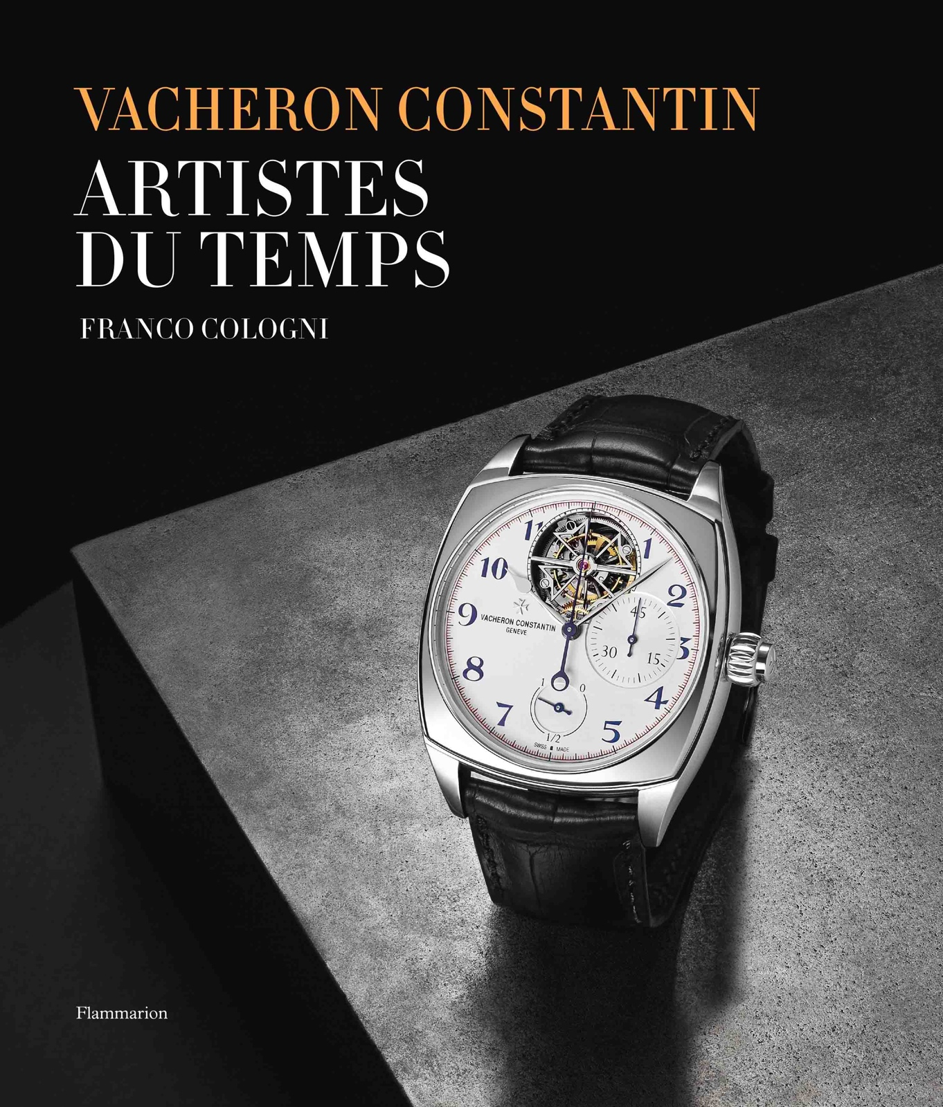 Vacheron Constantin Artists of Time - cover