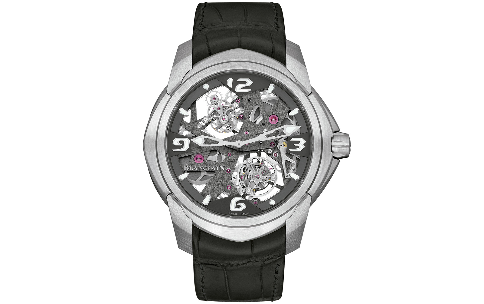 Blancpain L-Evoultion Tourbillon Carrousel frente