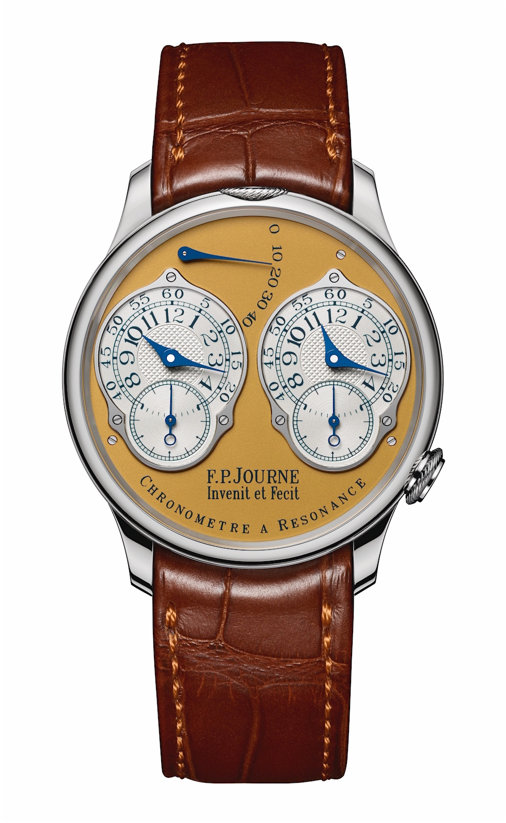 F.P. Journe Chronometre a Resonance - coffret